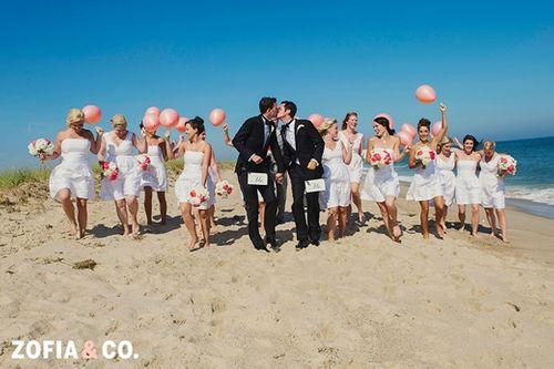 Ngắm ảnh cưới lãng mạn của các cặp đôi đồng tính - Ảnh 14