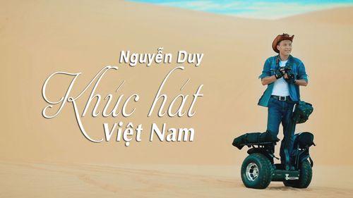 Nguyễn Duy đi dọc Việt Nam để dạo biển, ngắm hoàng hôn và leo đồi cát - Ảnh 4