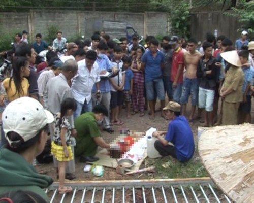 Bé trai 7 tuổi chết thảm dưới hàng rào sắt - Ảnh 1