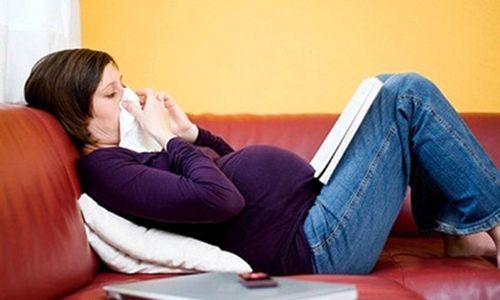 """Các căn bệnh """"ám ảnh"""" bà bầu khi mang thai - Ảnh 2"""