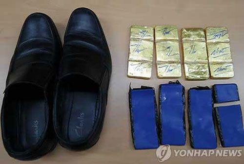 Án treo cho cơ trưởng Vietnam Airlines giấu vàng dưới đế giày - Ảnh 1