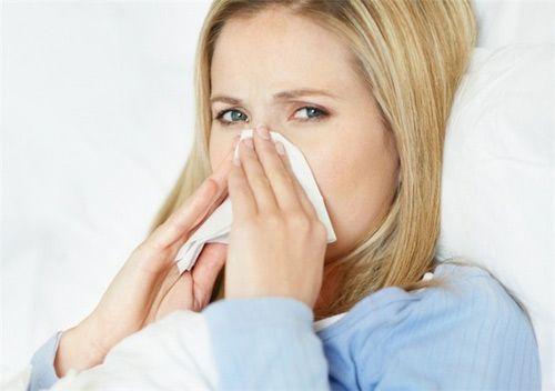 Kết quả hình ảnh cho bà bầu bị cúm