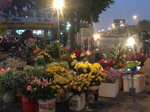Ngắm sắc hoa tươi rộn ràng xuống phố ngày 8/3 - Ảnh 9