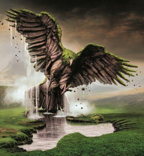 Những tuyệt tác siêu thực về con người và thiên nhiên - Ảnh 8