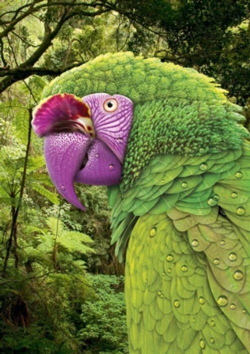 Những tuyệt tác siêu thực về con người và thiên nhiên - Ảnh 9