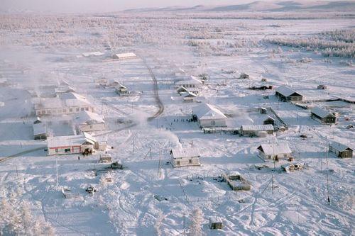 Khám phá những vùng đất khắc nghiệt nhất trên thế giới - Ảnh 1
