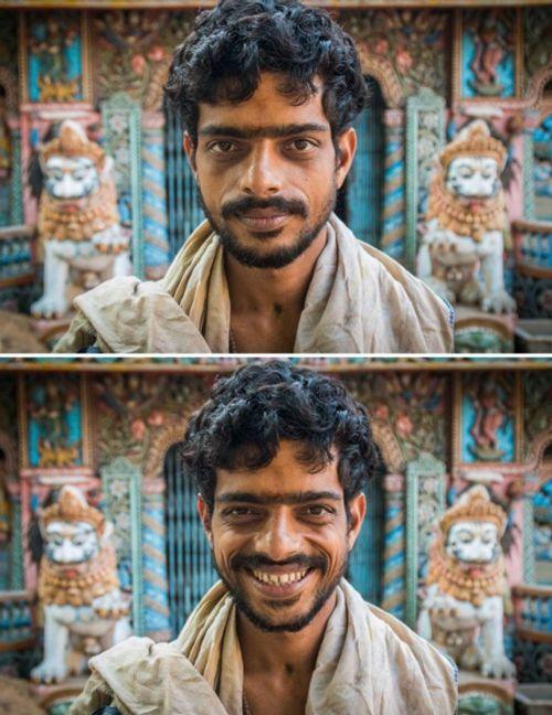 Chùm ảnh cho thấy nụ cười sẽ thay đổi bạn như thế nào? - Ảnh 11