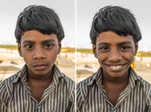 Chùm ảnh cho thấy nụ cười sẽ thay đổi bạn như thế nào? - Ảnh 8