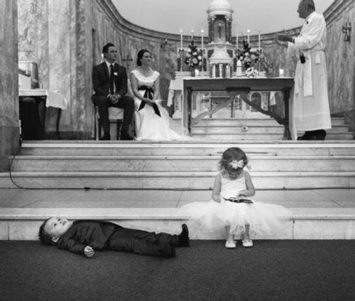 """Những tình huống """"cười ra nước mắt"""" trong lễ cưới - Ảnh 6"""