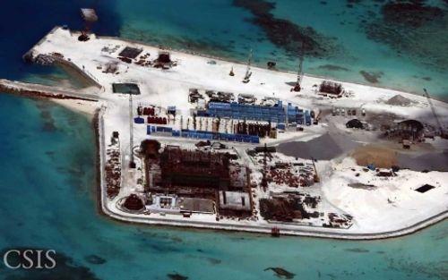 """Mỹ phản đối ý định xây """"Vạn lý trường thành"""" trên Biển Đông của Trung Quốc - Ảnh 2"""