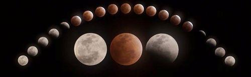 Những bức ảnh mặt trăng máu đẹp lạ lùng - Ảnh 5