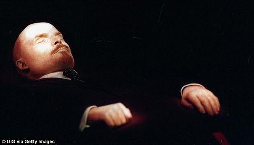 Tiết lộ công nghệ ướp xác Lenin - Ảnh 2
