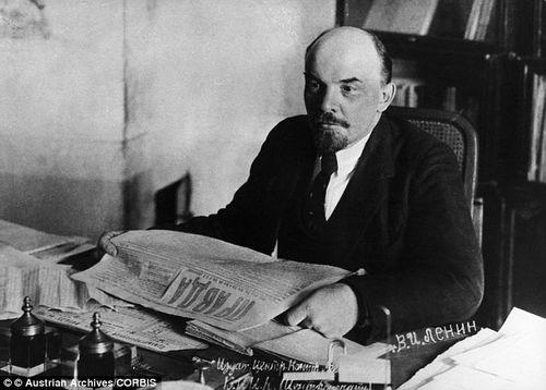 Tiết lộ công nghệ ướp xác Lenin - Ảnh 1
