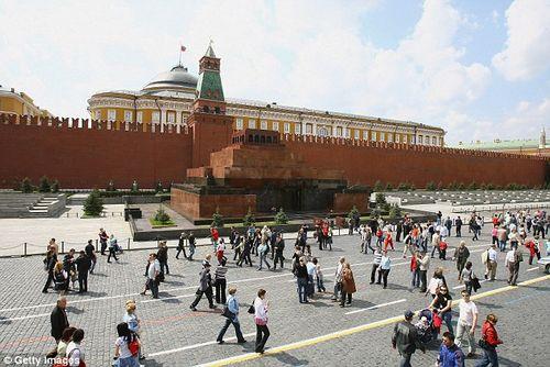 Tiết lộ công nghệ ướp xác Lenin - Ảnh 3