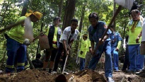 Cảnh sát Thái Lan tiếp tay cho nạn buôn người? - Ảnh 1