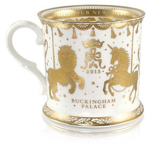 Lóa mắt với những kỷ vật chào mừng tiểu công chúa nước Anh - Ảnh 4