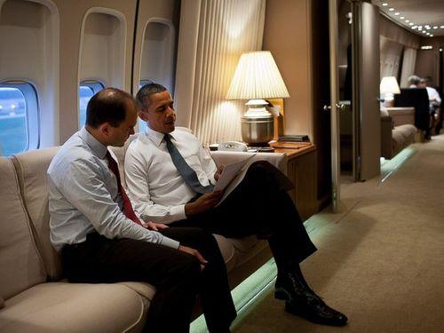 """Bên trong """"Nhà Trắng di động"""" của  tổng thống Obama  - Ảnh 3"""