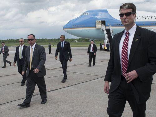 """Bên trong """"Nhà Trắng di động"""" của  tổng thống Obama  - Ảnh 6"""