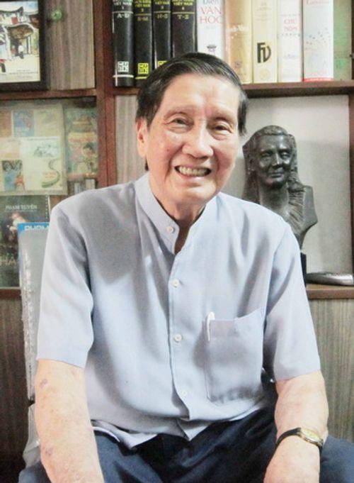 Nhạc sỹ Phạm Tuyên: Tôi cũng có dự cảm trước về ngày chiến thắng - Ảnh 1
