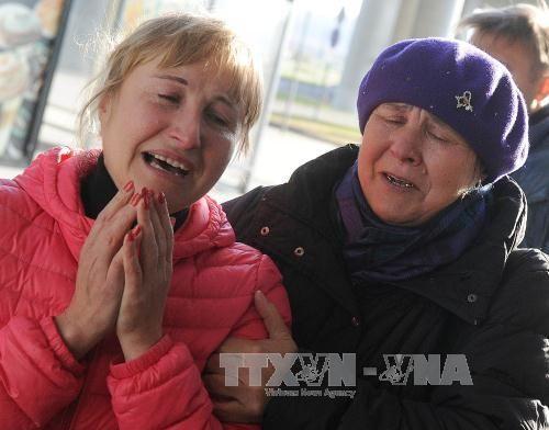 Vụ máy bay Nga rơi: Tổ lái đã nhiều lần thông báo về lỗi động cơ - Ảnh 2