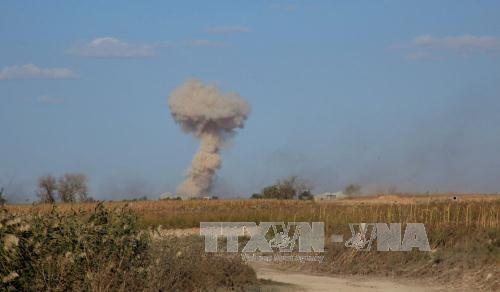 Tướng Mỹ đề xuất lập vùng cấm bay tại Syria - Ảnh 1