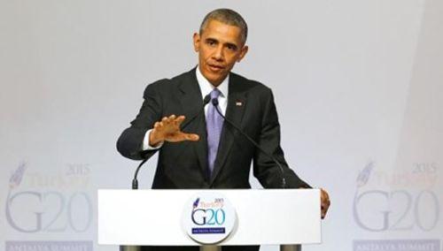 Tổng thống Obama từ chối trừng phạt IS bằng bộ binh - Ảnh 1