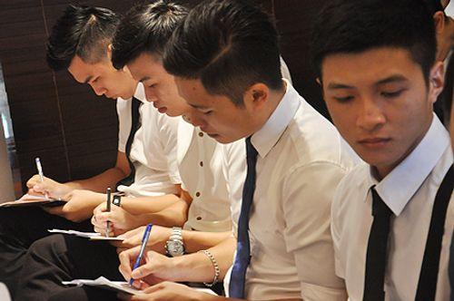 Những điều thú vị trong cuộc thi tuyển tiếp viên hàng không Việt Nam - Ảnh 5