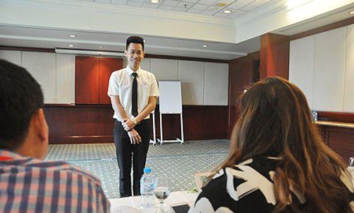Những điều thú vị trong cuộc thi tuyển tiếp viên hàng không Việt Nam - Ảnh 10