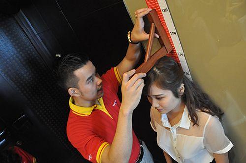 Những điều thú vị trong cuộc thi tuyển tiếp viên hàng không Việt Nam - Ảnh 8