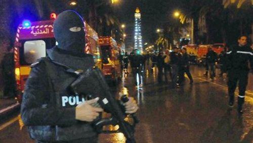 12 vệ sỹ của tổng thống Tunisia thiệt mạng vì bị đánh bom - Ảnh 1
