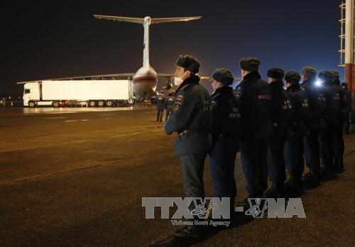 40 giây cuối cùng của máy bay Nga A321 - Ảnh 2