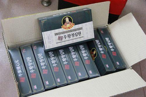 """Phát hiện nhiều loại sâm Hàn Quốc """"nhái"""" bán tại Hà Nội - Ảnh 2"""