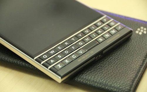 """BlackBerry 10 """"xuống dốc"""", thua cả nền tảng di động vô danh - Ảnh 1"""