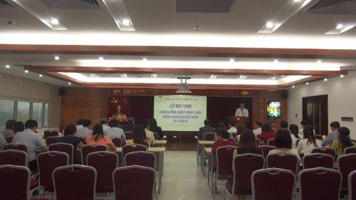 Hội luật gia hưởng ứng Ngày Pháp luật Việt Nam 2015 - Ảnh 1