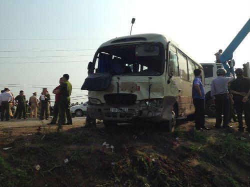 Xác định nguyên nhân vụ tai nạn thảm khốc khiến 5 người chết - Ảnh 1
