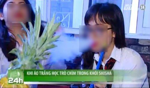 """Clip """"Khi áo trắng học sinh chìm trong khói shisha"""": Người trong cuộc nói gì? - Ảnh 1"""