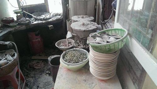 Cháy lớn tại quán phở ở Hà Nội, khách đang ăn bỏ chạy toán loạn - Ảnh 4