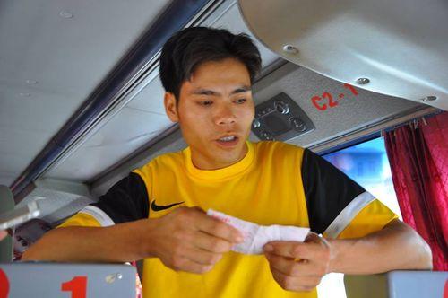 Cảnh báo chiêu lừa đảo mới trên tuyến xe khách đường dài - Ảnh 1