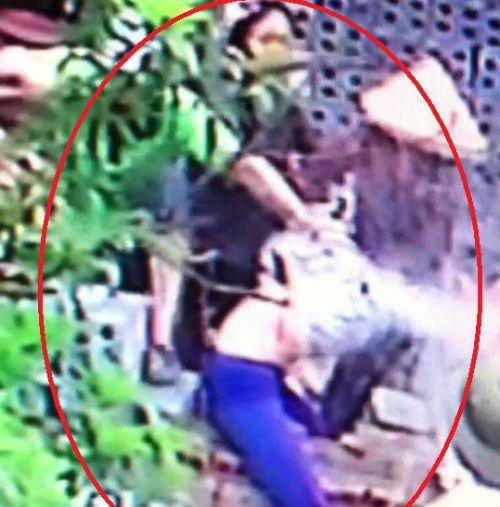Bức xúc nhóm người xé quần, trói, đánh phụ nữ bất tỉnh - Ảnh 1