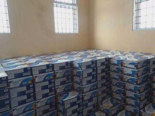 Gần nghìn thùng sữa Mỹ không được phép sử dụng tại Việt Nam - Ảnh 1