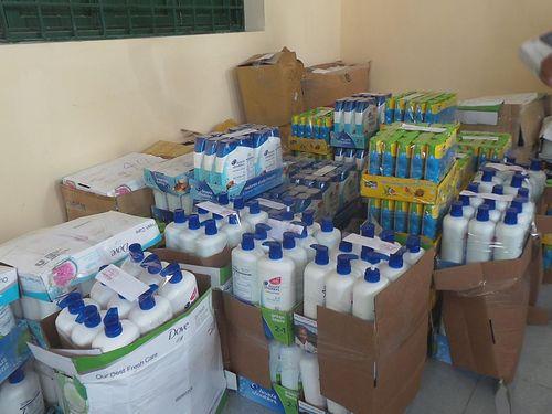 Gần nghìn thùng sữa Mỹ không được phép sử dụng tại Việt Nam - Ảnh 2