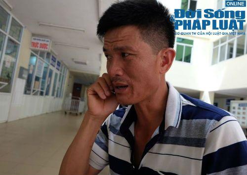 Bé trai 13 tuổi bị điện cao thế giật: Người cha nỗ lực giành lại sự sống cho con - Ảnh 1