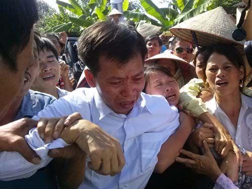Nhận 7,2 tỷ bồi thường, con trai ông Chấn sẽ đưa cha mẹ đi du lịch - Ảnh 1
