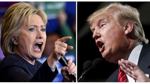 Trump thực sự thua sau màn tranh luận đầu tiên với Hillary - Ảnh 1