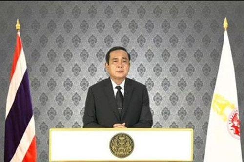 Thái Lan để tang Nhà vua Bhumibol Adulyadej trong 1 năm - Ảnh 1