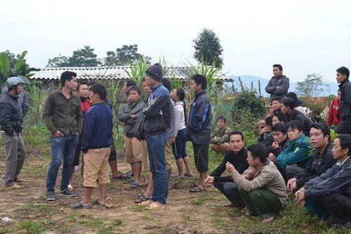 Vụ thảm án 4 người ở Hà Giang: Nghi phạm là người tâm thần - Ảnh 1