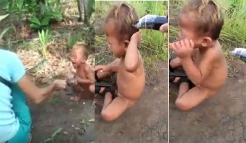 Thanh niên nhét giẻ, dí điện hành hạ bé trai: Pháp luật sẽ nghiêm trị - Ảnh 1