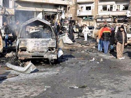 IS nhận trách nhiệm vụ đánh bom kinh hoàng tại Iraq - Ảnh 1