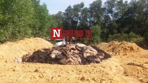 Formosa không thể chối trách nhiệm việc chôn lấp chất thải - Ảnh 1
