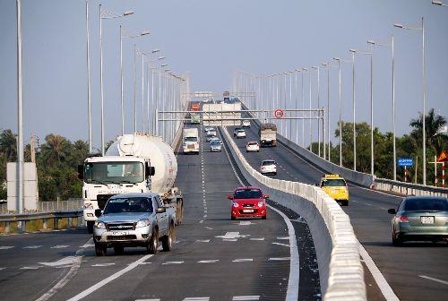 TP HCM: Duyệt chi gần 900 tỷ xây dựng đường cao tốc song hành Long Thành - Ảnh 1